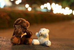 Ours de nounours mignon Photo stock