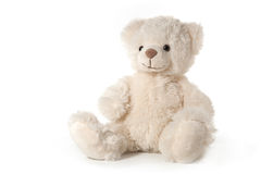 Ours de nounours pelucheux Photo stock