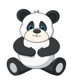 Ours de panda de nounours illustration stock