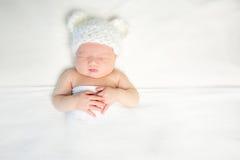 Ours nouveau-né de bébé Photo libre de droits