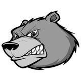 Ours Team Mascot Illustration Image libre de droits