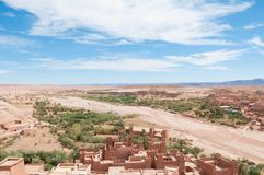 Ourzazate Royalty Free Stock Photos