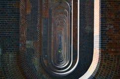 Ouse谷高架桥 免版税图库摄影