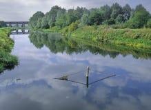 Ouse grand de fleuve photos stock