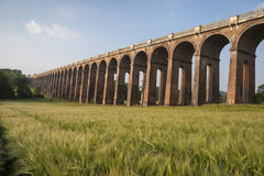 Ouse Valley Viaduct Stock Image
