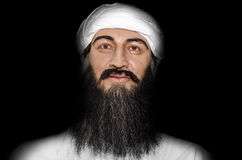 Oussama Ben Laden Images stock