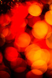 Out of focus lights Royalty Free Stock Photos
