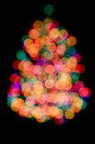 Out of Focus Lights Background Royalty Free Stock Image