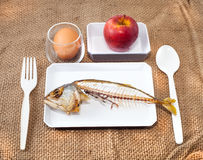 Out of food Royalty Free Stock Image