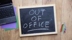 Out of office Stock Images