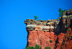 Free Out On A Ledge! (A Rock Ledge!) Royalty Free Stock Image - 8316276