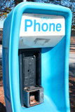 Out Of Service Public Phone Royalty Free Stock Images