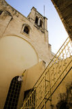 Out side View on the Synagogue church Royalty Free Stock Images