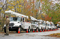 Out-of-state help to restore power