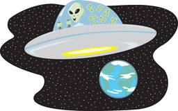 Out of This World Savings Stock Photography