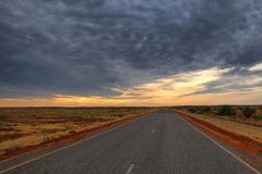 Outback Stock Image