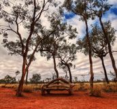 Outback Australia Royalty Free Stock Images