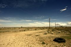 Outback California USA Royalty Free Stock Photo