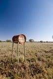 Outback cassetta postale Fotografia Stock