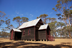 Outback Church Stock Images