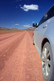 Outback Driving Stock Photography