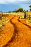 Outback at Dubbo Australia. Outback at Dubbo New South Wales Australia Royalty Free Stock Photos