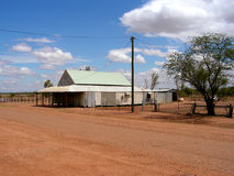 Free Outback House, Corrugated Iron Royalty Free Stock Images - 5345509
