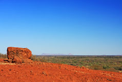 Outback Landscape Stock Photo