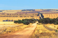 Outback landscape, Australia Stock Images