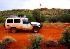 outback lopp Royaltyfria Bilder