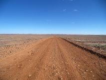Outback Road 124 Royalty Free Stock Photos