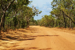 Outback Road Stock Photography
