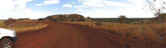 Outback Road, Australia Stock Photos