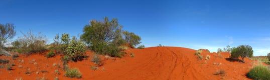 Outback road, australia Stock Image