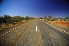 Outback Road Royalty Free Stock Images