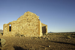 Outback Ruins II Royalty Free Stock Photography