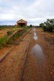 outback stationsdrev Arkivbilder