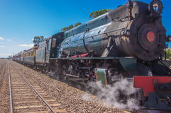 Outback Steam Train Stock Photos