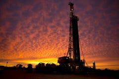 Outback Sunrise Stock Image