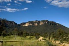 Outback traccia Immagine Stock