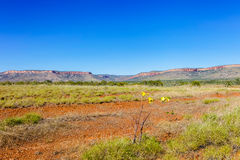 Outback Western Australia. Stock Photos