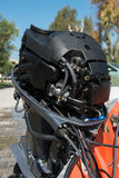Outboard Motor Royalty Free Stock Images