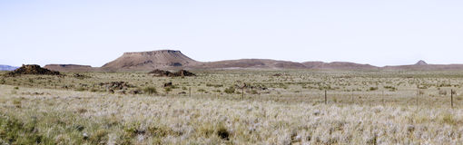 An outcrop of kopjes in South Africa Royalty Free Stock Images