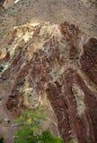 View on Altai mountain stream Kyzylchin , Siberia, Russia Royalty Free Stock Image