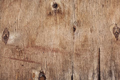 Outdated wooden surface Royalty Free Stock Photography