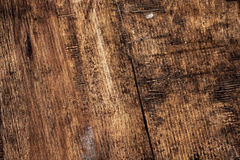 Outdated wooden surface Royalty Free Stock Images