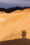 Outdoor activity in Death Valley NP CA US Royalty Free Stock Photos