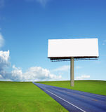 Outdoor advertising Royalty Free Stock Photography