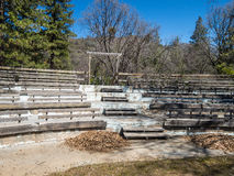 Outdoor amphitheater Royalty Free Stock Photography