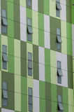 Outdoor architecture (abstract wall) Royalty Free Stock Photo
